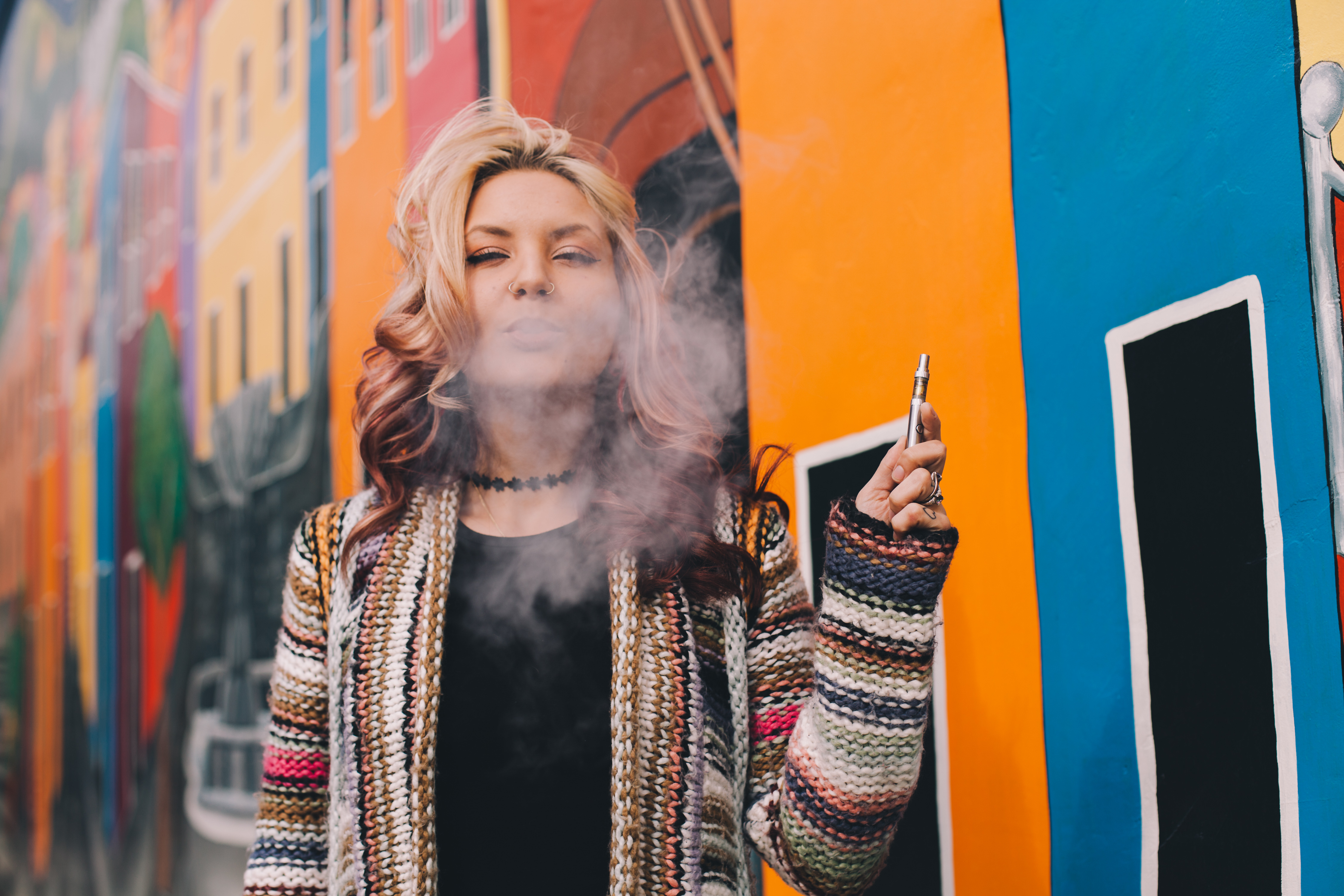 All about vaping